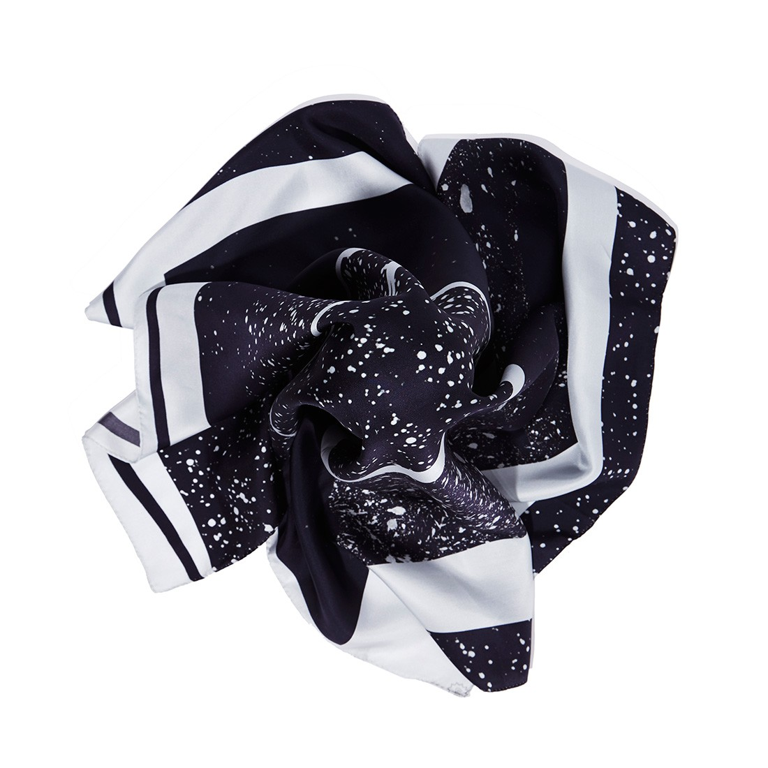 carr de soie supr me bon ton foulards les cr ateurs de paris. Black Bedroom Furniture Sets. Home Design Ideas